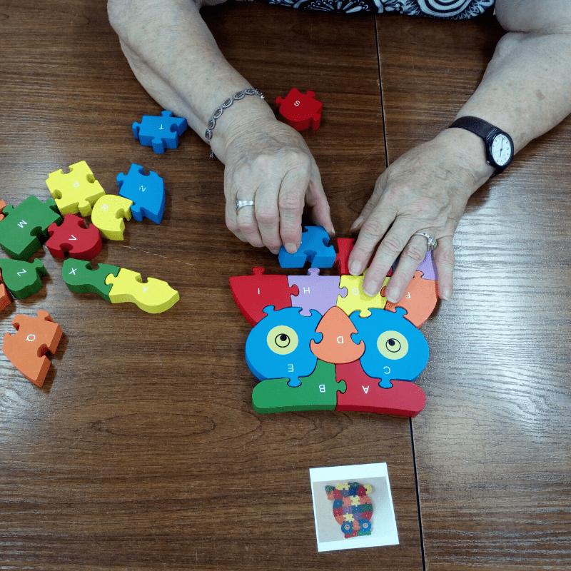 puzzle parkinson villarrobledo