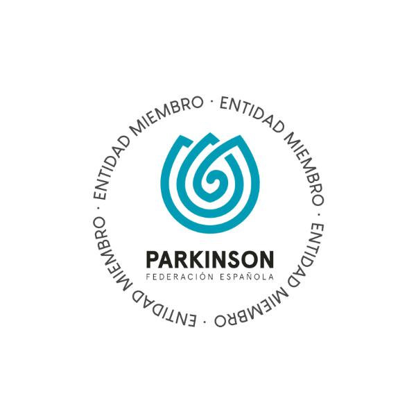 logo parkinson federación española