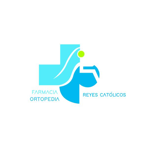 logo farmacia reyes católicos